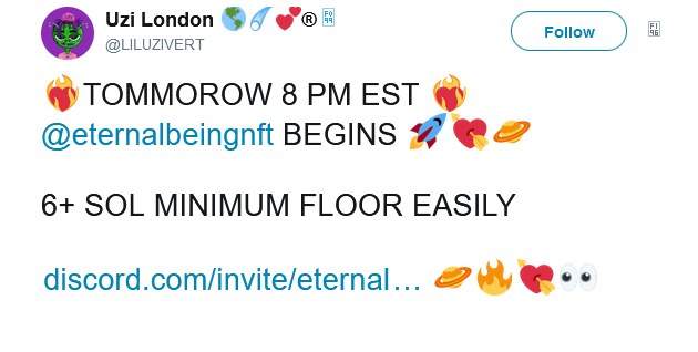 eternal-beings-nft-prices-plunge-after-rapper-lil-uzi-deletes-promo-twitter-posts-f5b9707