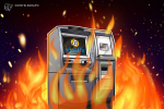 protesters-burn-bitcoin-atm-as-part-of-demonstration-against-el-salvador-president-37cf9a7