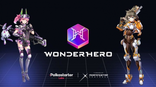 polkastarter-announces-nft-game-wonderhero-as-first-fully-incubated-project-69626bf